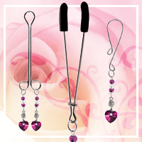 Clitoral Clips & Clamps